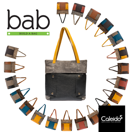 Caleidos by Mela borse BAB – Build A Bag