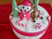 Corso base cake design
