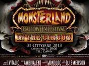 "Molella, Global Byte, Datura ""Monsterland Halloween Festival Circus"" Milano"