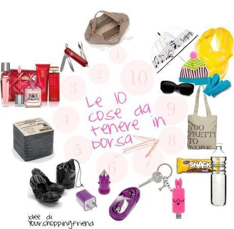 Le 10 cose da tenere assolutamente in borsa