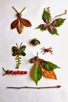 Speciale Autunno: insetti con le foglie! Paperblog
