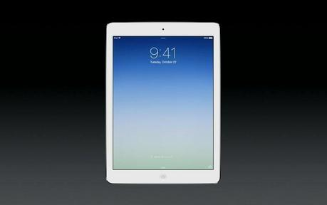 Apple ha annunciato iPad Air