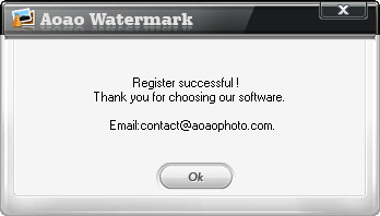 Immagine+4 Aoao Wateramrk for Photo Gratis con Licenza: Applica watermark e filigrane alla vostre foto per proteggerle dalla copia [Windows App]