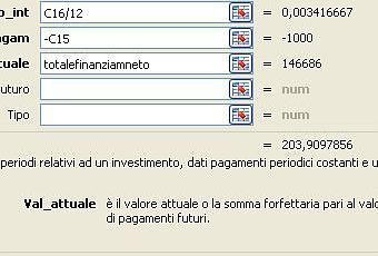 Come calcolare le rate del mutuo in excel - Paperblog