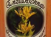 Grappa alla Genziana Enzianschnaps Kräuterhof Hauser Maso delle erbe
