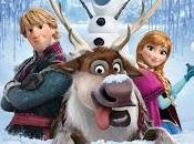 """Dagli autori Rapunzel Ralph presentano """"Frozen regno ghiaccio"""" Natale cinema"""