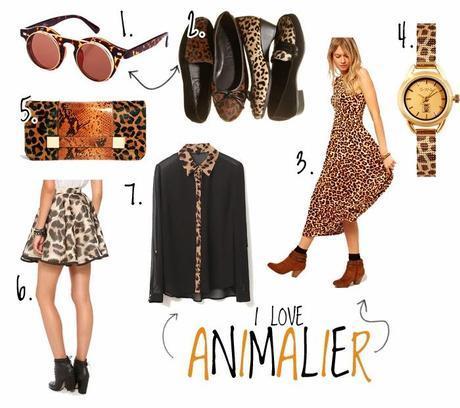 [WISHLIST] I love animalier