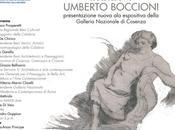 ROMA: Opere grafiche Umberto Boccioni della Galleria Nazionale Cosenza MAXXI