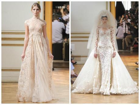Abiti da sposa stile barocco