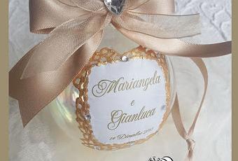 Segnaposto Per Matrimonio Natalizio : Bomboniere natalizie matrimonio