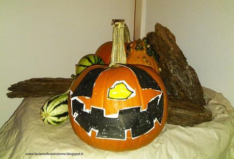 Decorazioni per halloween paperblog for Decorazioni halloween finestra