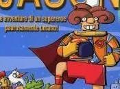 JASON avventure supereroe paurosamente umano! Frandino Misesti