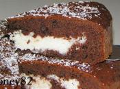 Torta cacao cuore cocco
