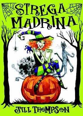 Strega Madrina, di Jill Thompson, Bao Publishing 2012, 17 euro.