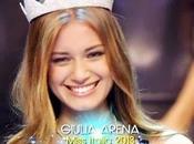 Errata corrige: giulia arena miss italia 2013 nata messina