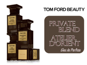 Ford, Private Blend Atelier D'Orient Parfum Preview