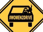 Woman, Drive