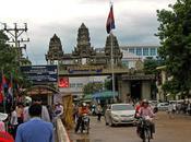 Arrivare Cambogia terra: Bangkok Siem Reap
