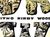 mostri sacri Sergio Ponchione: Steve Ditko, Jack Kirby, Wally Wood