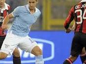 Calcio, turno infrasettimanale Serie highlights chiaro Cielo Italia