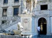Alfredo Panzini, Pisa Piazza Cavalieri
