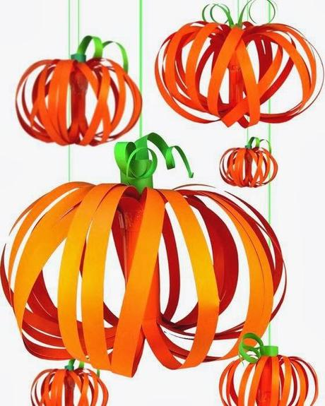 PER HALLOWEEN, ZUCCHE CON DECORI E PATTERNS DA PINTEREST
