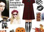 Halloween- naughty girl outfit