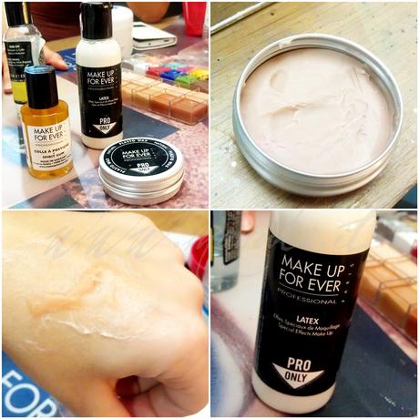 Make up workshop diemen