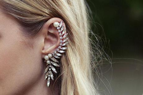 L'accessorio must have: EAR CUFF