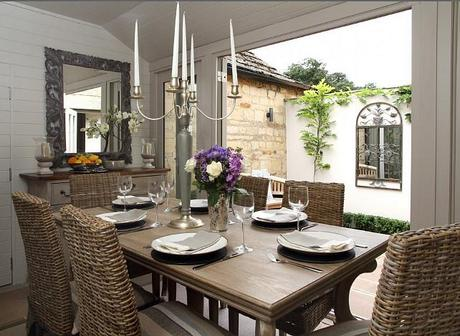A Stamford un romantico cottage French Style