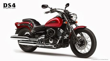 Yamaha Drag Star 400 2014