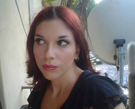 Niente make up da mostro per me! :D