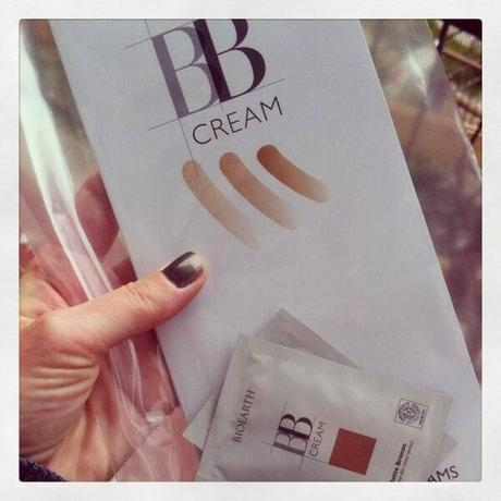 BB cream Bioearth e Prodottini Jala =)