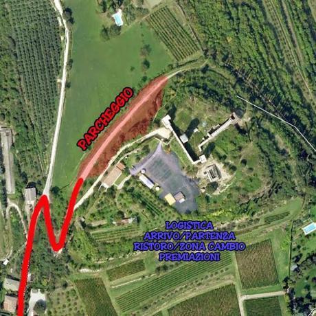 Il castello di Montorio è pronto ad ospitare l'XC Running
