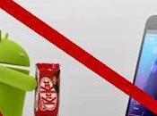 Niente Android KitKat Galaxy Nexus: Google spiega perché