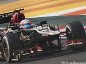 Dhabi, libere Grosjean subito veloce