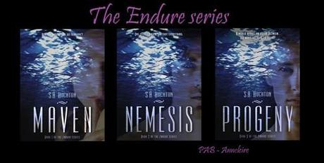 Cover Reveal: Progeny by S. A. Huchton