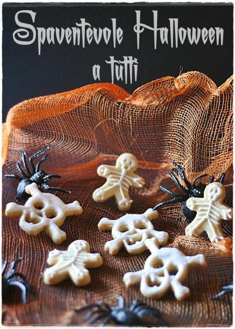 Skull skeleton cookies2