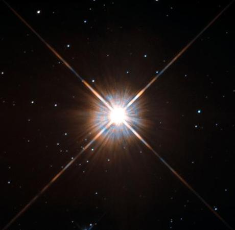 proxima centauri hubble - photo #19