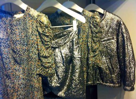 PRESS DAY: S/S 2014 & ISABEL MARANT FOR H