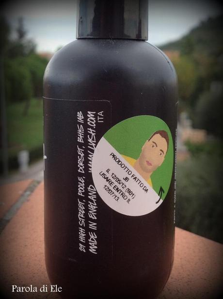 LUSH: Acqua di vita (tonico)