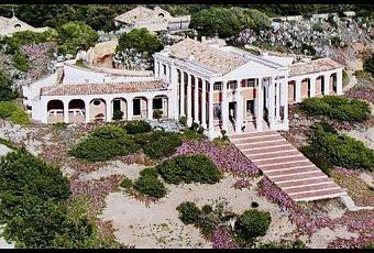 Affitto Villa Volpi Sabaudia