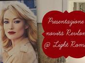 Presentazione novità Revlon Light Roma