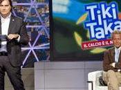 Cresce negli ascolti ''Tika Taka'' Pierluigi Pardo Italia