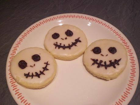 Biscottini di Jack Skeletron - Speciale Halloween