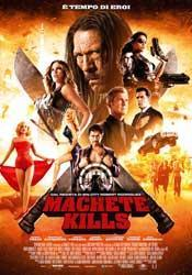 Film Machete Kills: B-movie mantiene parola data