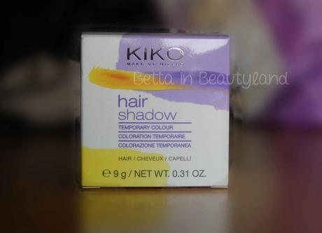 Kiko hair shadow