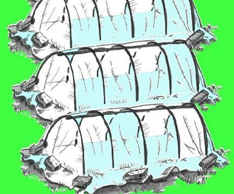 Sistema di tunnel plastici
