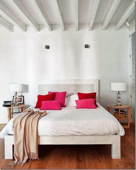 15 modi per trasformare la camera da letto paperblog - Come abbellire camera da letto ...