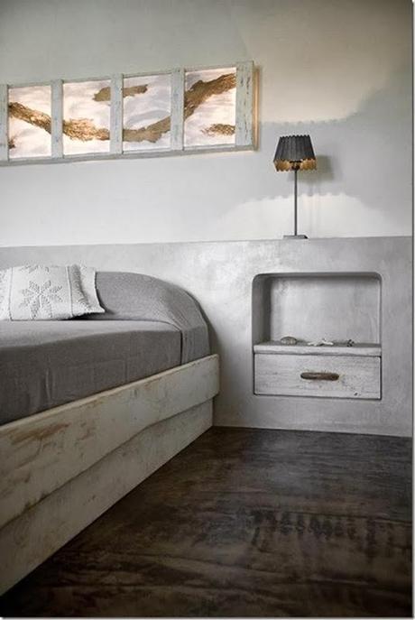 testiera letto cartongesso : case e interni - 10 modi per trasformare camera da letto (3)